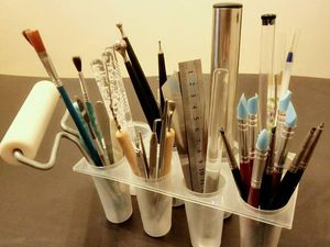 Удачные и дешевые идеи для полимерного творчества. Ярмарка Мастеров - ручная работа, handmade.