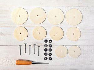 О дисках, шплинтах и шайбах, или Что такое тедди-технология?. Ярмарка Мастеров - ручная работа, handmade.
