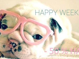 Акция Счастливый Weekend (Уикенд) цены пополам  - скидка -50 % на Всё только три дня: пятница ,суббота воскресенье!. Ярмарка Мастеров - ручная работа, handmade.