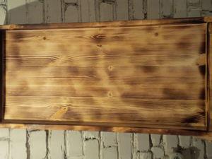 Мастерим царь-поднос из дерева. Ярмарка Мастеров - ручная работа, handmade.