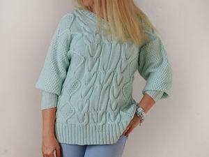 Любимый свитер по
