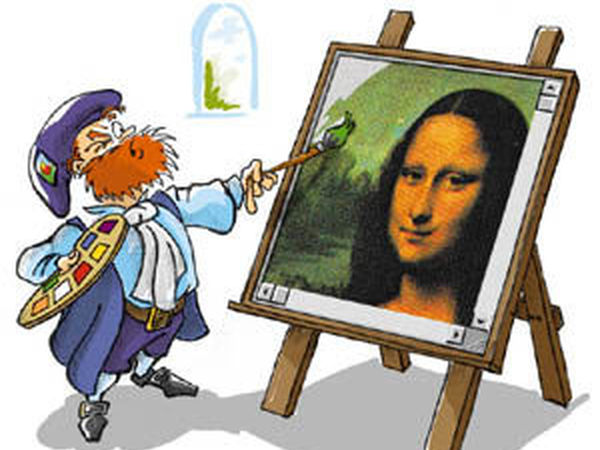 Как бронхит художника творил | Ярмарка Мастеров - ручная работа, handmade