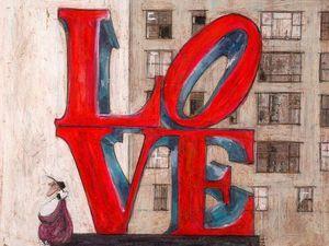 Маленькие истории в иллюстрациях английского художника Sam Toft. Ярмарка Мастеров - ручная работа, handmade.
