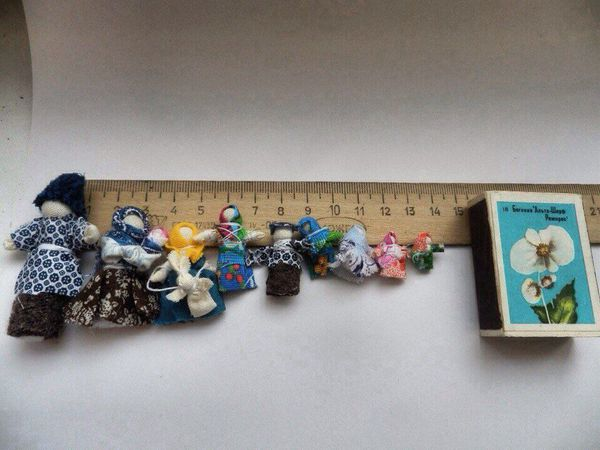Популяризация тряпичной куклы | Ярмарка Мастеров - ручная работа, handmade