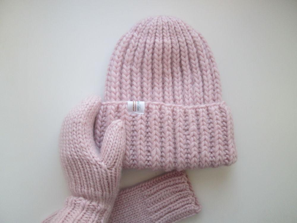 шапка женская, тёплая шапка