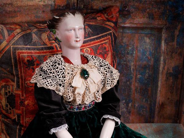 China head doll Schlaggenwald