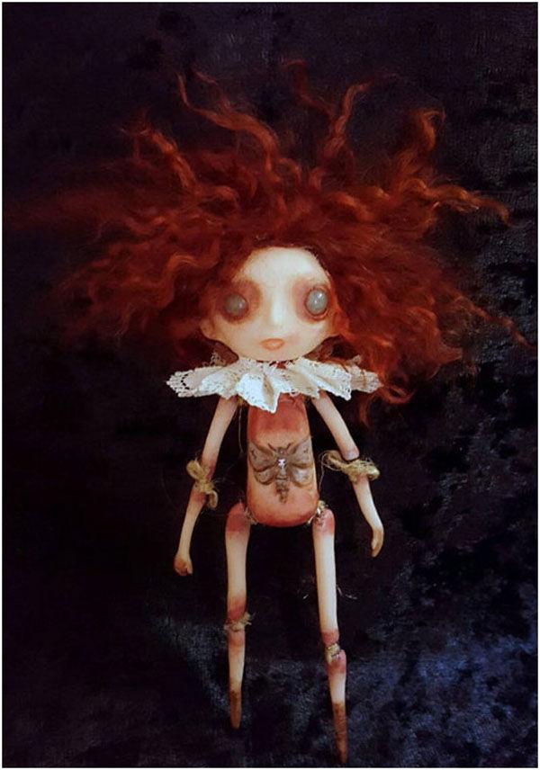 готические куклы