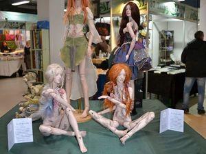 Приглашаю на выставку кукол !!!. Ярмарка Мастеров - ручная работа, handmade.