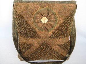 Скидка 25 % на сумку для осенне-зимнего сезона. Ярмарка Мастеров - ручная работа, handmade.