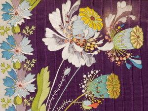 Образцы старинных вышивок 1770-1790 годов. Ярмарка Мастеров - ручная работа, handmade.