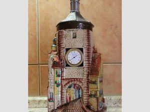 Эксклюзивная, Номерная Коллекционная 3-D Кружка «рОтенбург-на-таубере. Плёнляйн. Зиберская Башня». Редкость!!!. Ярмарка Мастеров - ручная работа, handmade.
