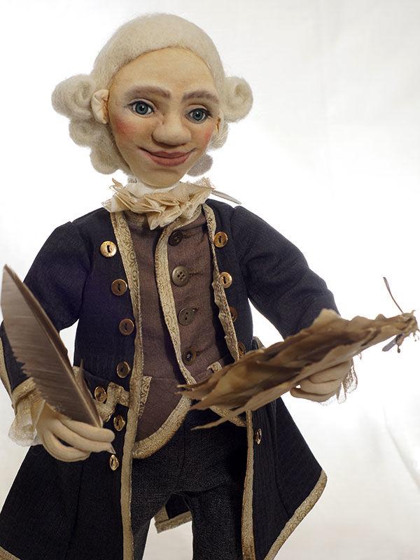 авторская кукла елены мухиной