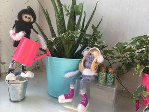 Портретные куклы. Ярмарка Мастеров - ручная работа, handmade.