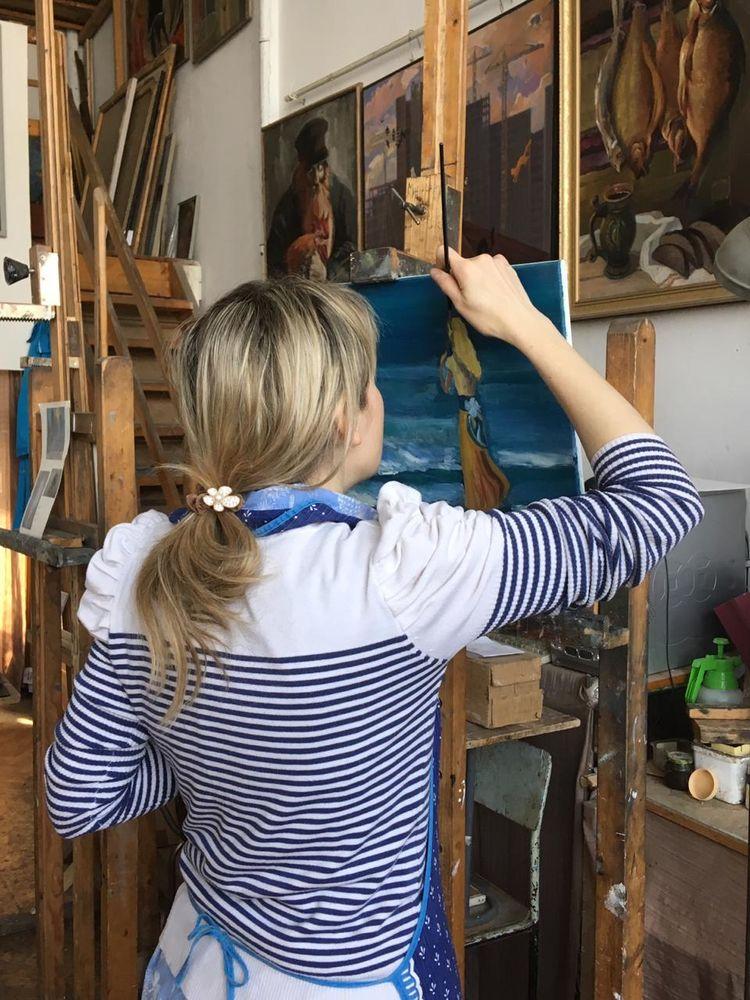 картина маслом, выставка, арт, пермь, картин, масляная живопись, perm