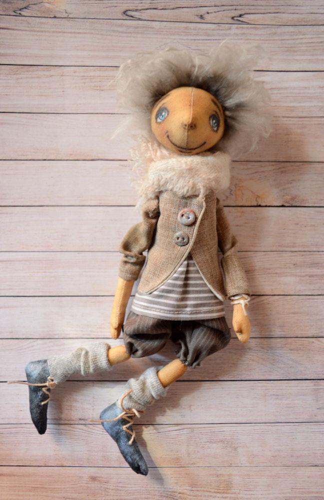 карманная кукла