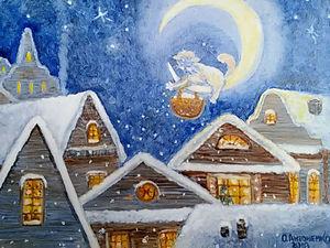 Конкурс Новогодний подарок 2019. Ярмарка Мастеров - ручная работа, handmade.