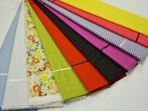 Весь апрель скидки на ткани до 25%!. Ярмарка Мастеров - ручная работа, handmade.