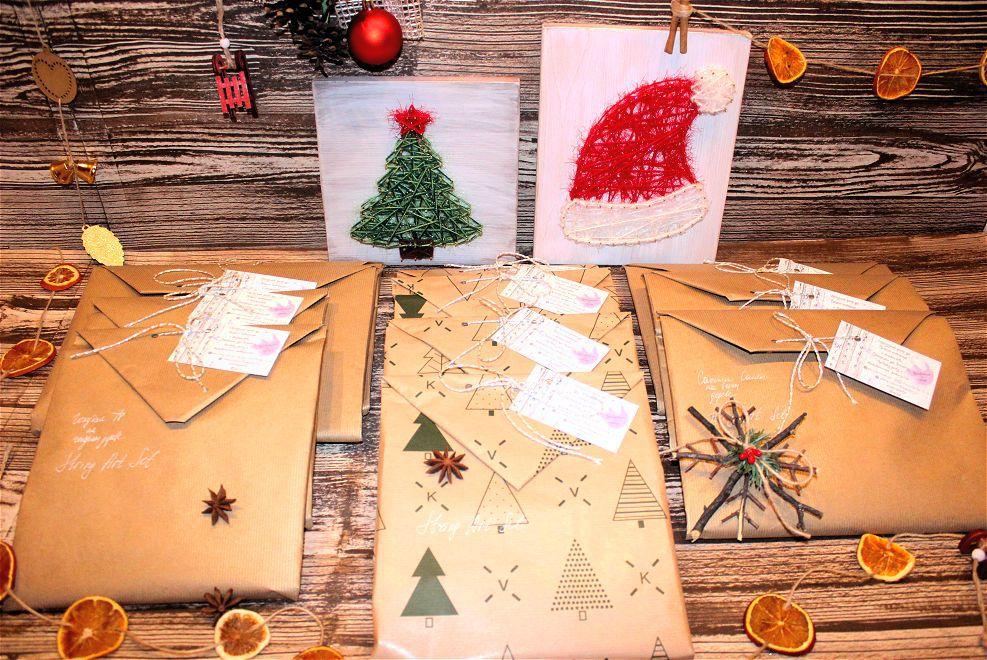 ярмарка ручной работы, новогодние сувениры