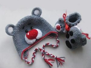 «Медвежья» тема в детской одежде. Ярмарка Мастеров - ручная работа, handmade.