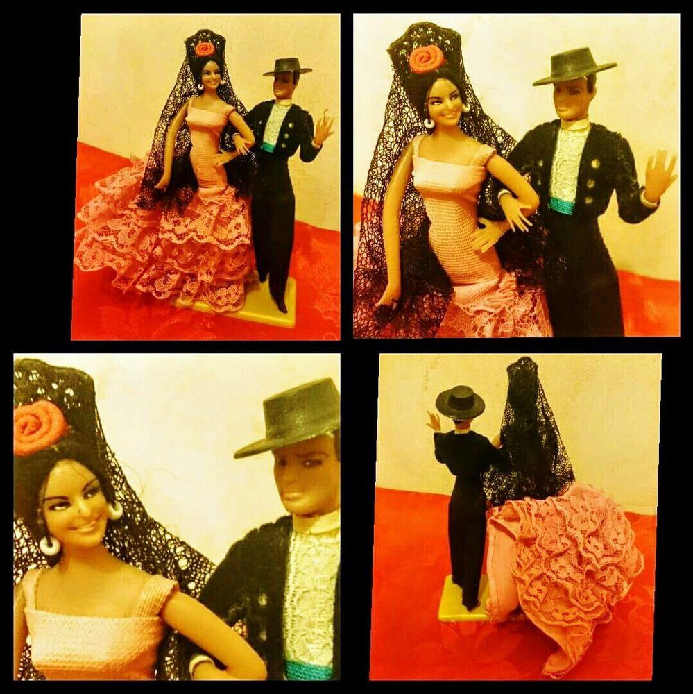 Чувственные куклы фламенко в образе Carmelita Geraghty, фото № 19