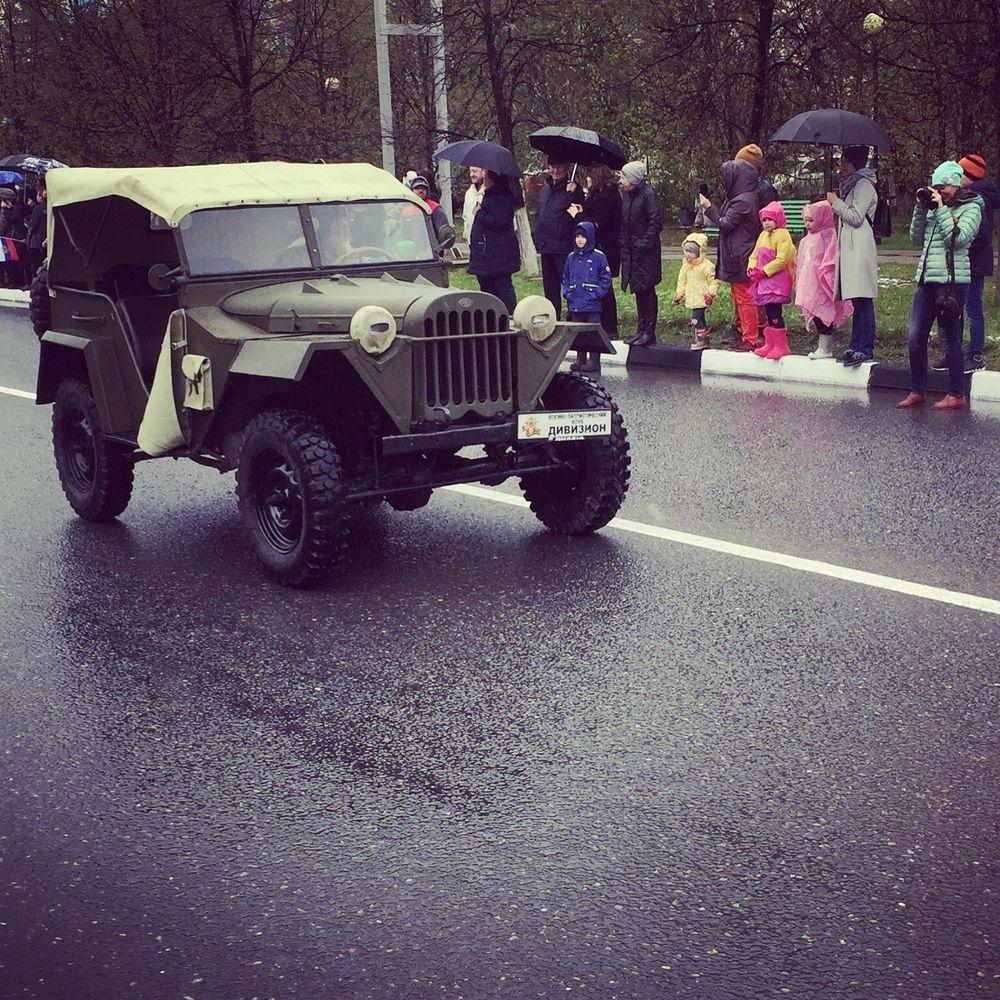 День Победы в моем подмосковном городке., фото № 9