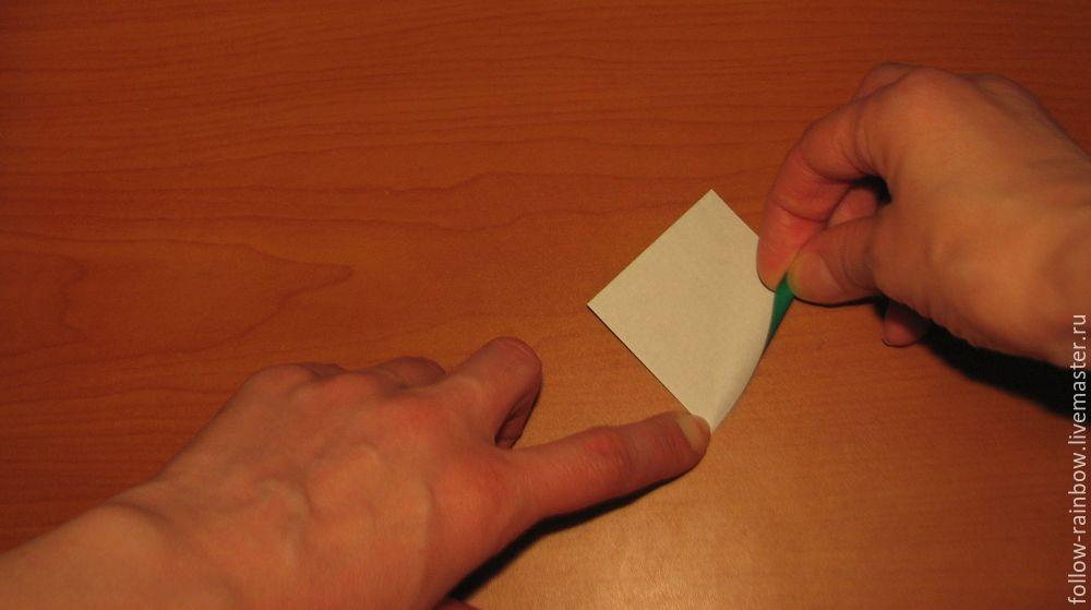 бумага для оригами, оригами для начинающих