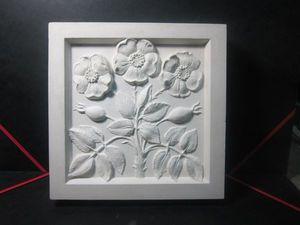 Чудо-плитки (о гипсе и декоративных рельефах).. Ярмарка Мастеров - ручная работа, handmade.