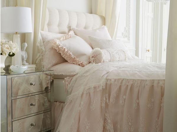 Кружевное покрывало с декоративными подушками! | Ярмарка Мастеров - ручная работа, handmade