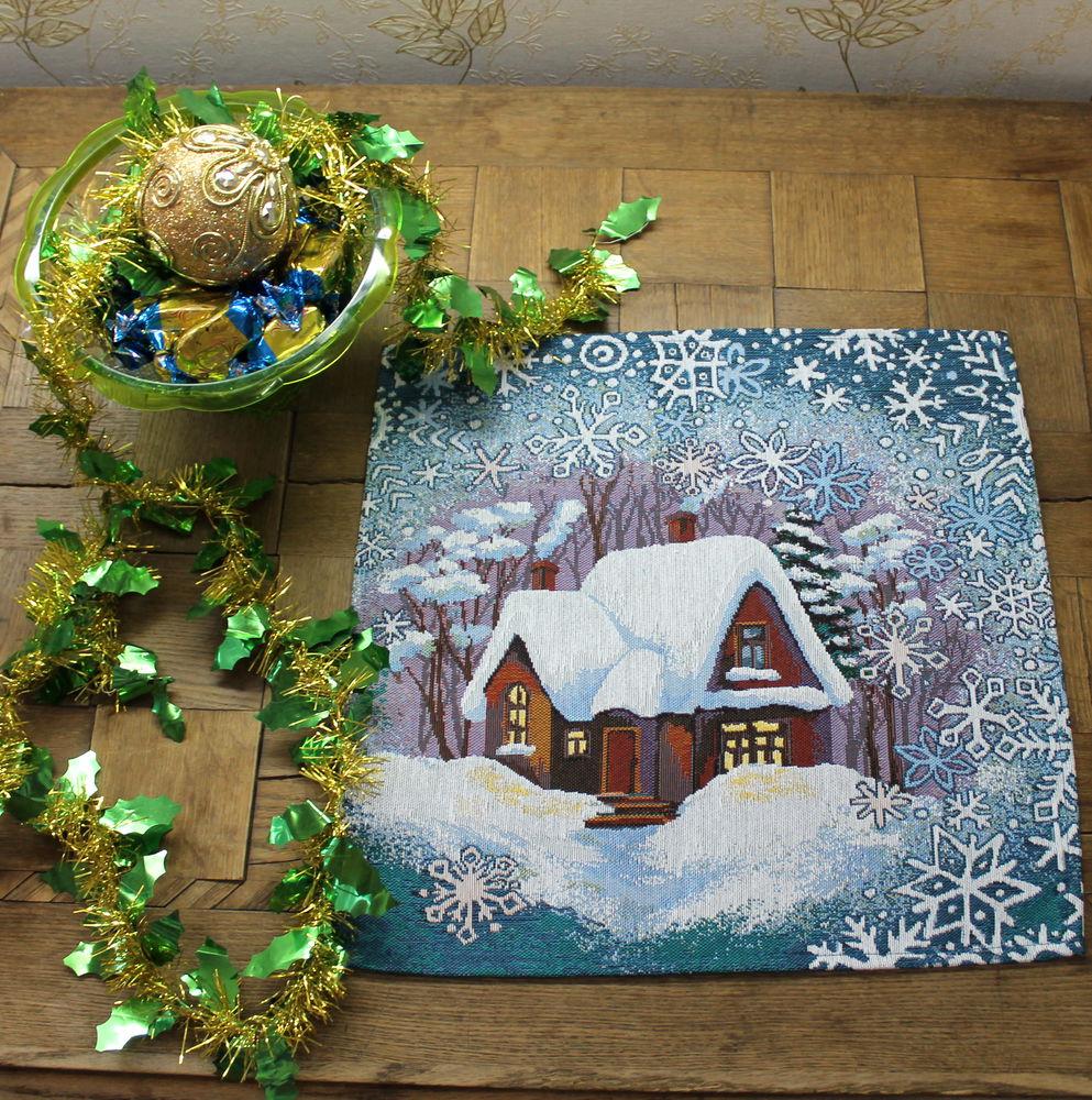 русские гобелены, рождественский сувенир