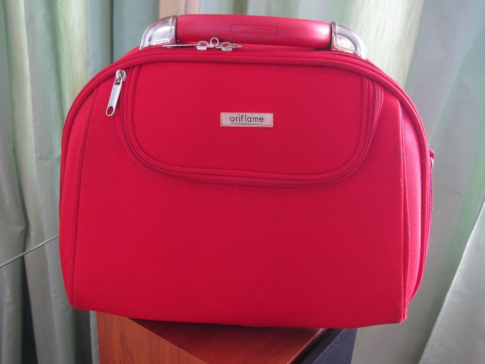 сумка, красный, декола