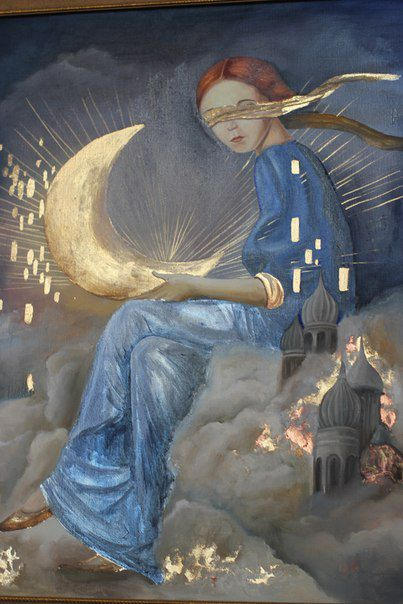 Курс Поталевая живопись: мистическое сияние Вашего интерьера, фото № 2