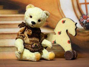 """Аукцион на мишку  """"Подарок под ёлку!"""". Ярмарка Мастеров - ручная работа, handmade."""