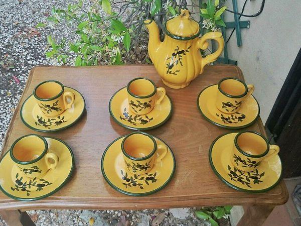 Аукцион на прованский кофейный сервиз с нуля!   Ярмарка Мастеров - ручная работа, handmade