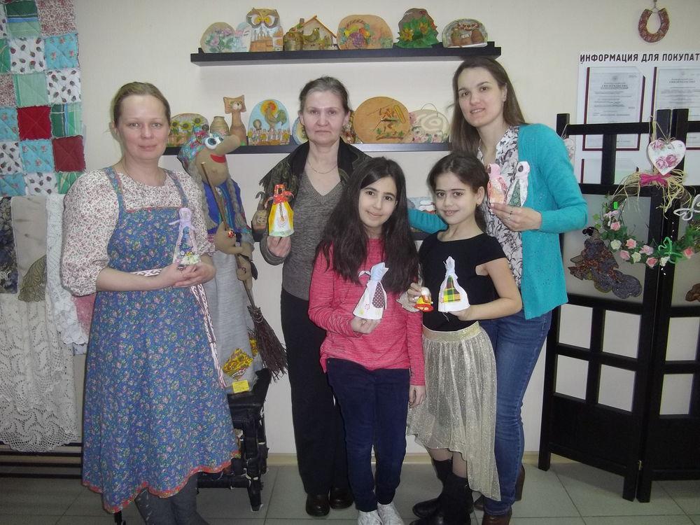мастер-класс для детей, информация, статья, тряпичная кукла, персональная запись, детям