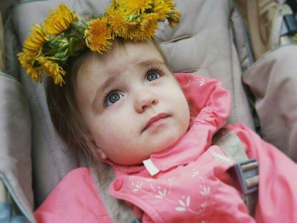 Варя. Вся радость жизни умещается в улыбке ребенка!   Ярмарка Мастеров - ручная работа, handmade