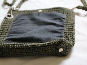 ЗАВЕРШЕНО Кому понравилась сумочка? Цена снижена!   Ярмарка Мастеров - ручная работа, handmade