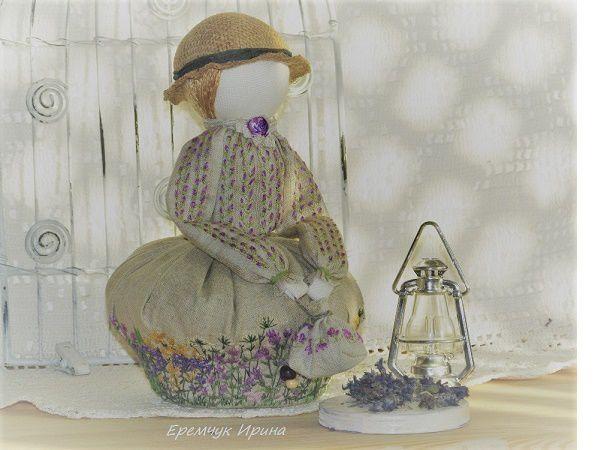 Арома-куколки - отличный подарок ручной работы, фото № 4