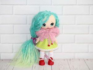 Кое-что о куклах Машуши. Ярмарка Мастеров - ручная работа, handmade.