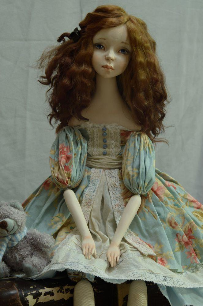 новая коллекция, авторская кукла, новый дом