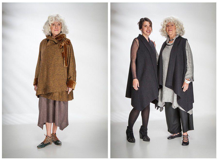 Свобода вне времени, стиль вне моды. Terry Macey и Angelika Elsebach, фото № 38