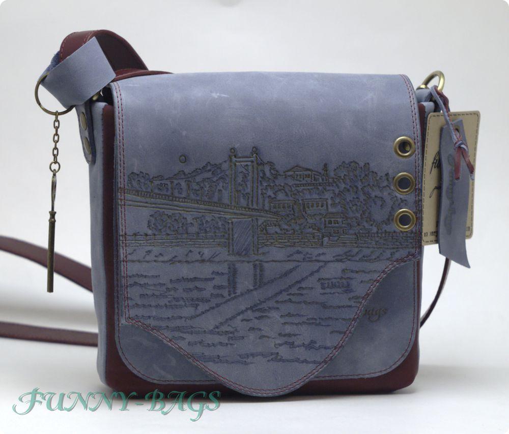 кожаная сумка, оренбург