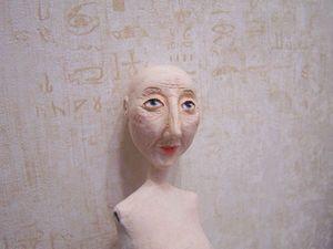 Аукцион на куклу Мисс Марпл (плюс её интимные снимки). Ярмарка Мастеров - ручная работа, handmade.