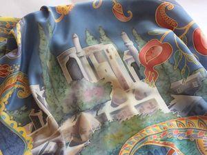 Ностальгический платок