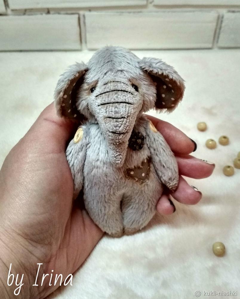 Cosemos un lindo elefante de peluche, foto No. 15