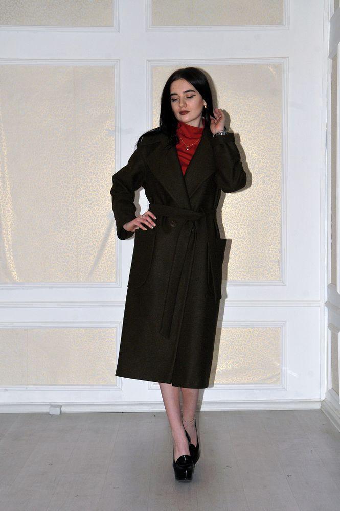 пальто женское, акция месяца