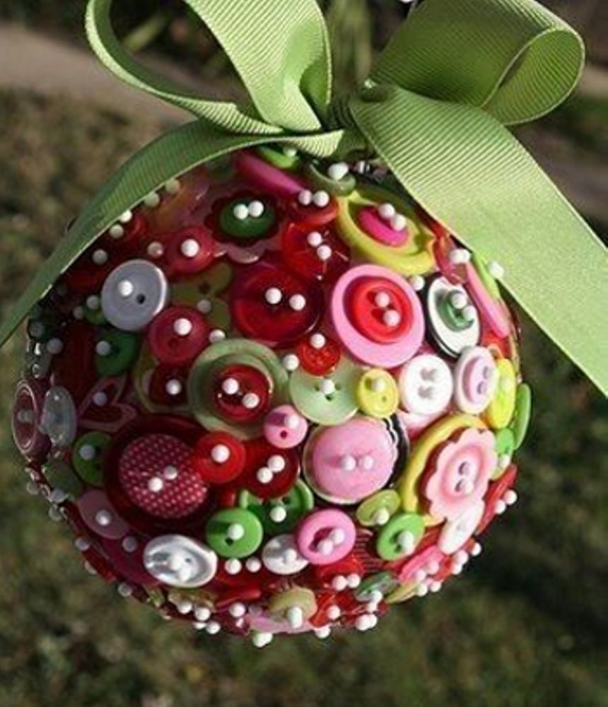 Christmas Decorations from Recycled Materials, фото № 16