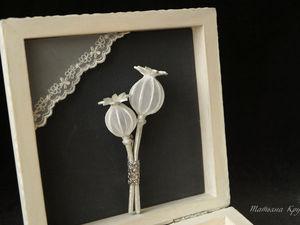 Мысли о подарках и фото брошей (повторы). Ярмарка Мастеров - ручная работа, handmade.