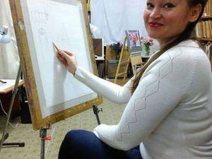Начало творческого процесса.. Ярмарка Мастеров - ручная работа, handmade.