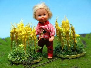 Новые модели для кукольного сада.. Ярмарка Мастеров - ручная работа, handmade.