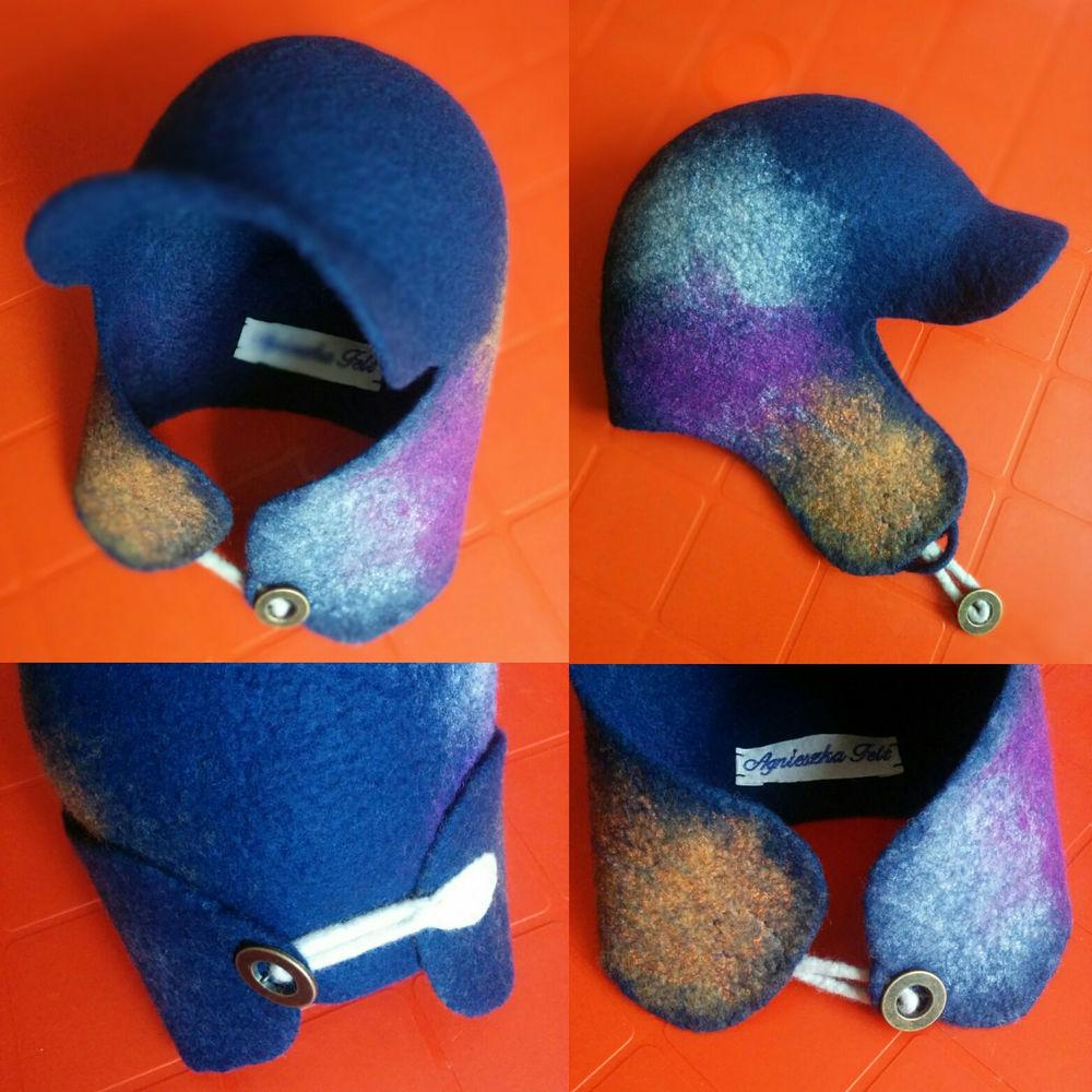 шляпки, научиться валять